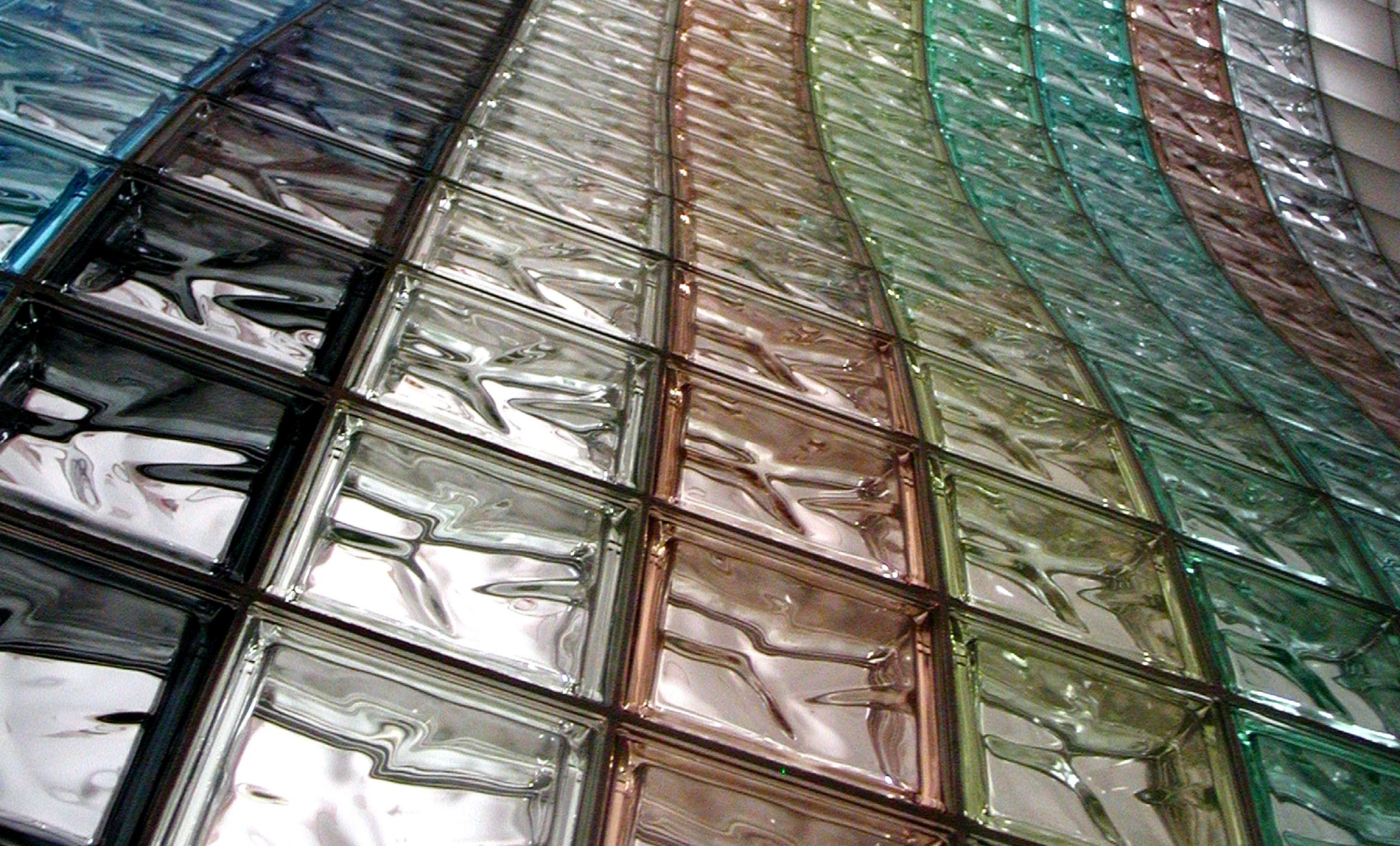 Seves Glass Block Walls Galvolux