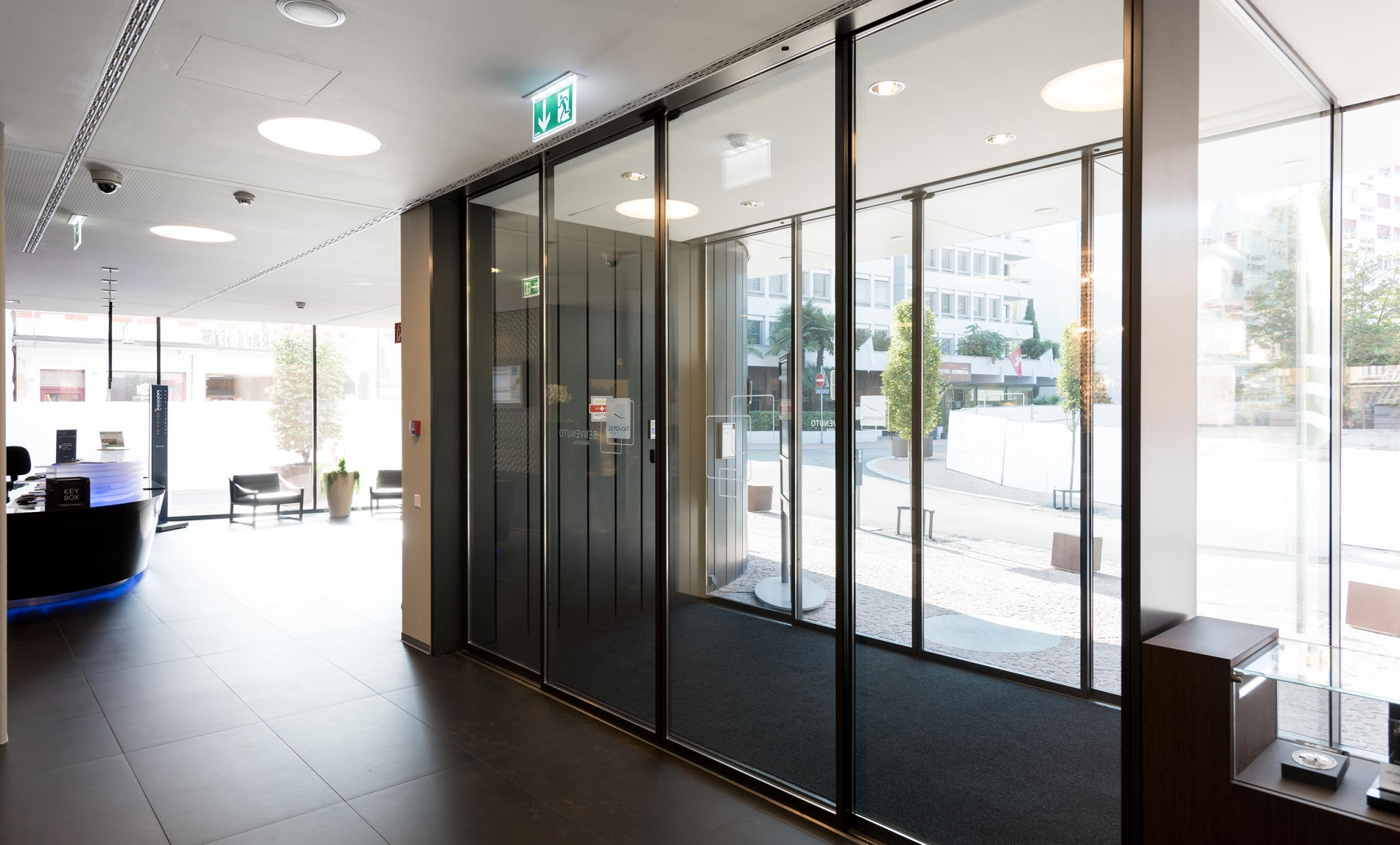 or automatic building sliding entrance solutions your swing systems doors technological application revolving at