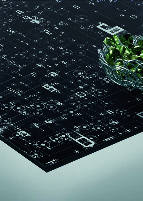 Zero - the new collection of patterns for kitchen tops